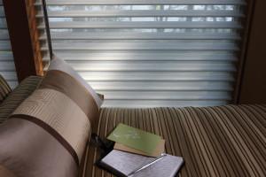 Hunter Douglas Silhouette Bedroom Window Shade