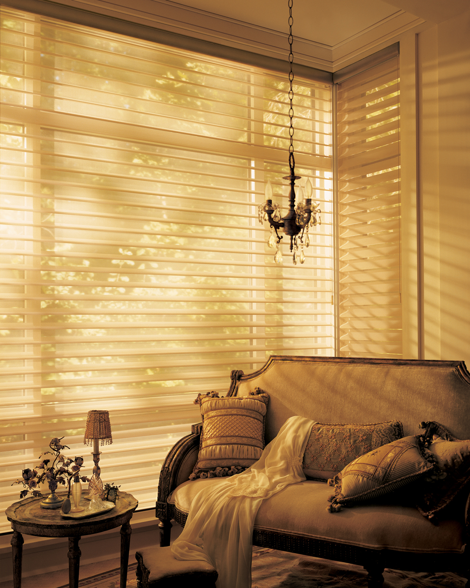 Hunter Douglas Silhouette Shades For Jersey Shore