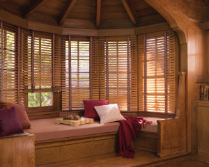 Hunter Douglas Country Wood Blinds