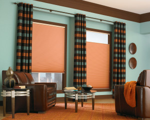 Drapery and Shade Combinations - New Jersey