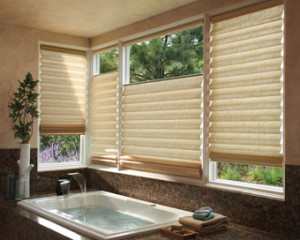 Bathroom Window Treatments - Ocean Township NJ