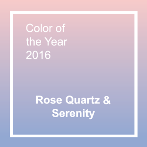 2015 Colors of the year